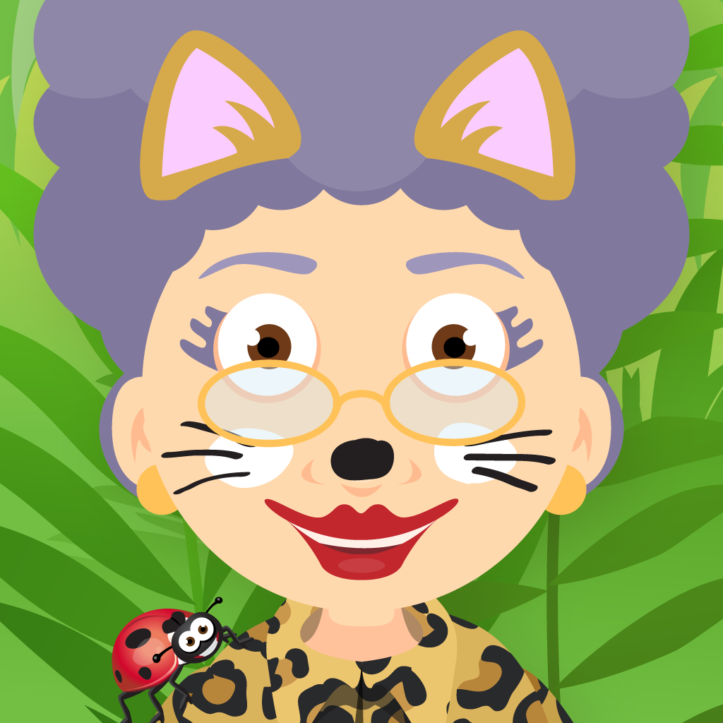 Grandma Loves Bugs by Fairlady Media   Review and iTunes gift card giveaway